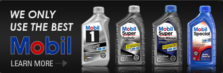 Mobil Products we use